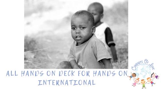 All Hands on Deck for Hands on International blog post