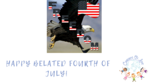 Happy Belated Fourth of July! blog article