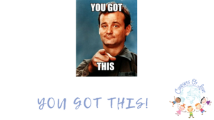 YOU GOT THIS! blog article