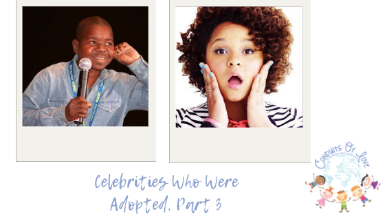 Celebrities Who Were Adopted blog post