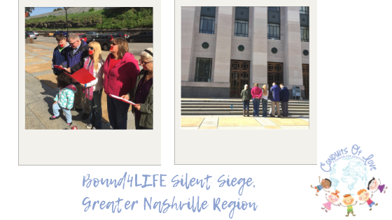 Bound4LIFE Silent Siege, Greater Nashville Region blog post