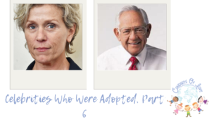 Celebrities Who Were Adopted, Part 6 blog post
