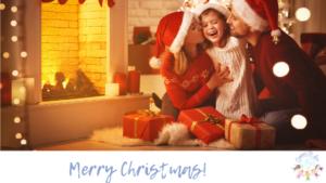 Merry Christmas! blog post