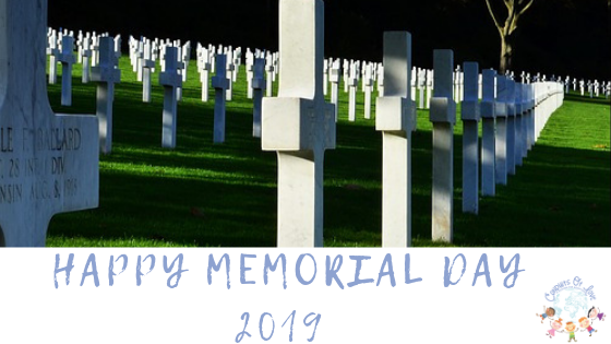 Happy Memorial Day 2019 blog post