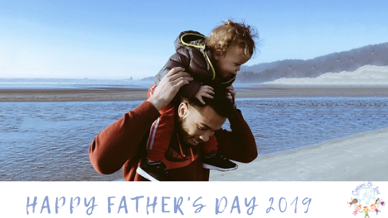 Happy Father's Day 2019 blog