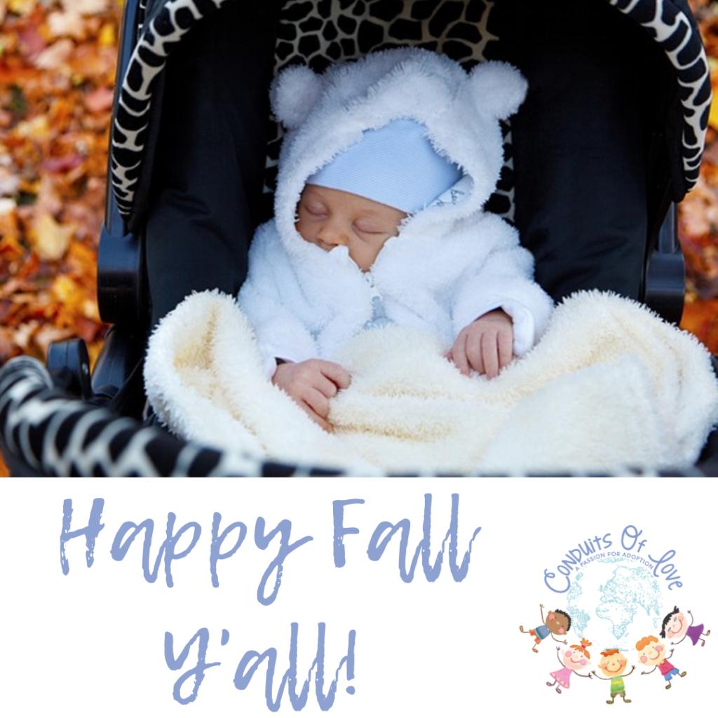 Happy Fall Y'all! Blog